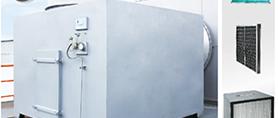 预处理——干式过滤器装置(GSL)