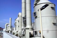 废气处理需要设置适当的排气管吗?
